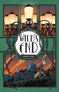 [Wild's End: Volume 3: Journey's End (Product Image)]