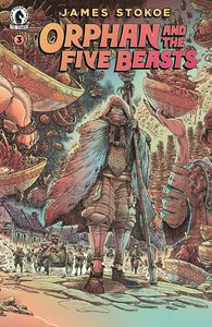 [Orphan & Five Beasts #3 (Product Image)]