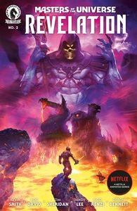 [Masters Of The Universe: Revelation #2 (Cover A Wilkins) (Product Image)]