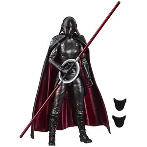 [Star Wars: Jedi: Fallen Order: Black Series Action Figure: Carbonised Second Sister Inquisitor (Product Image)]