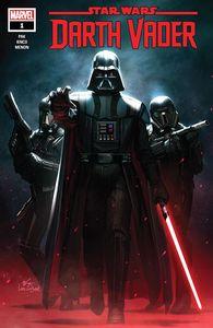 [Star Wars: Darth Vader #1 (Product Image)]