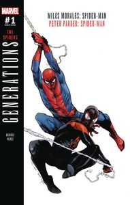 [Generations: Morales & Parker Spider-Man #1 (Coipel Variant) (Product Image)]