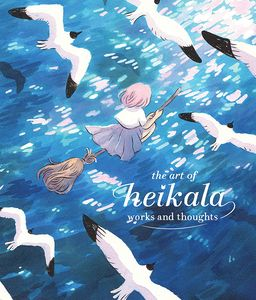 [The Art Of Heikala: Works & Thoughts (Signed Edition Hardcover) (Product Image)]