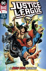 [Justice League #1 (Product Image)]