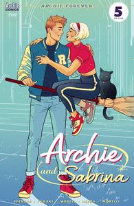 [Archie #709 (Archie & Sabrina Part 5) (Cover B Ganucheau) (Product Image)]
