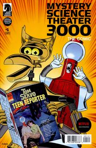 [Mystery Science Theater 3000 #1 (Cover B Vance) (Product Image)]