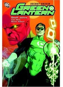 [Green Lantern: Secret Origin (Hardcover) (Product Image)]