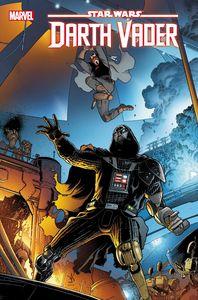 [Star Wars: Darth Vader #9 (Product Image)]
