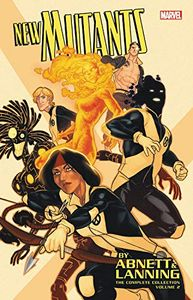 [New Mutants By Abnett & Lanning: Volume 2: The Complete Collection (Product Image)]