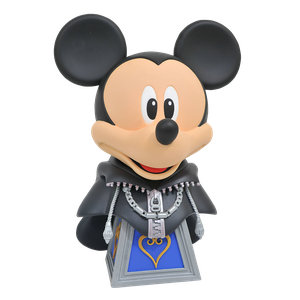 [Kingdom Hearts: Legends In 3D Bust: Organization XIII Mickey (Product Image)]