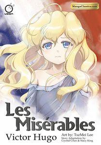 [Les Miserables: Manga Classics (Hardcover) (Product Image)]