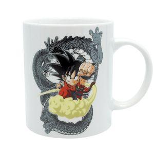 [Dragon Ball: Mug: Goku & Shenron (Product Image)]