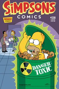 [Simpsons Comics #238 (Product Image)]