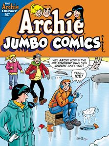 [Archie: Jumbo Comics Digest #307 (Product Image)]