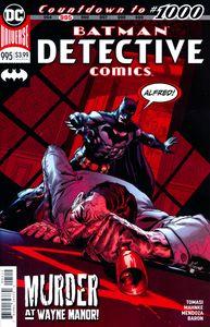 [Detective Comics #995 (2nd Printing) (Product Image)]
