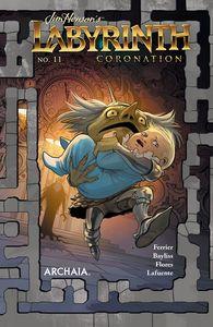 [Jim Henson's Labyrinth: Coronation #11 (Product Image)]