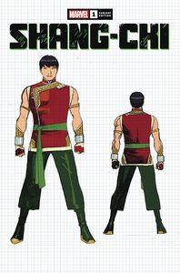 [Shang-Chi #1 (Cheung Design Variant) (Product Image)]
