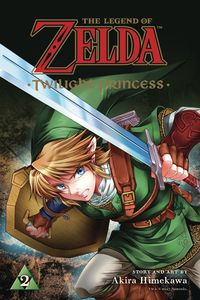 [The Legend Of Zelda: Twilight Princess: Volume 2 (Product Image)]
