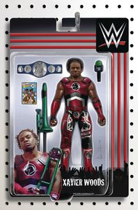 [WWE #17 (Riches Action Figure Variant) (Product Image)]