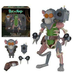 [Rick & Morty: Action Figure: Pickle Rick (Product Image)]