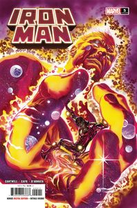 [Iron Man #5 (Product Image)]
