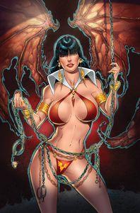 [Vampirella #21 (White Virgin Variant) (Product Image)]