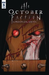 [October Faction: Supernatural Dreams #5 (Cover B Worm) (Product Image)]