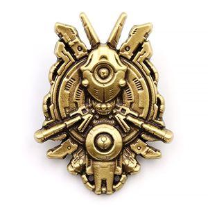 [Warhammer 40k: Artifact Pin Badge: Tau (Product Image)]