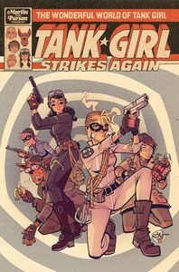 [Wonderful World Of Tank Girl #1 (Cover A Parson) (Product Image)]