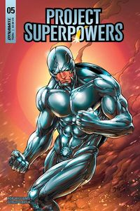 [Project Superpowers #6 (Cover B Benes) (Product Image)]