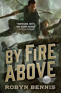 [By Fire Above (Hardcover) (Product Image)]