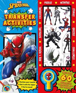 [Marvel: Spider-Man: Transfer Activities (Product Image)]