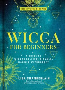[Wicca For Beginners (Hardcover) (Product Image)]