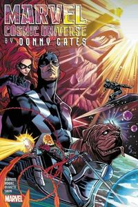 [Marvel Cosmic Universe: By Donny Cates: Omnibus: Volume 1 (Hardcover) (Product Image)]