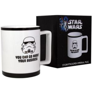 [Star Wars: Imperial Mug: Stormtrooper (Product Image)]
