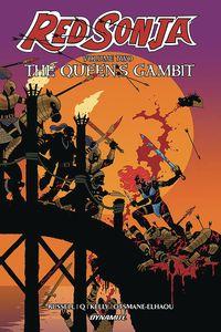 [Red Sonja (2019): Volume 2: Queens Gambit (Product Image)]