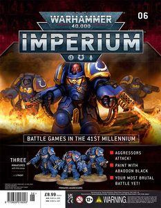 [Warhammer 40K: Imperium #6 (Product Image)]