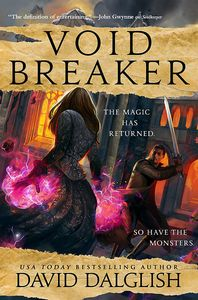 [The Keepers Series: Book 3: Voidbreaker (Product Image)]