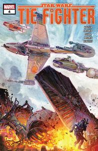 [Star Wars: Tie Fighter #4 (Product Image)]