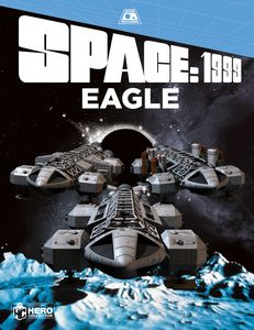 [Space 1999: Vehicles & Ships #1: Eagle One Transporter (Product Image)]