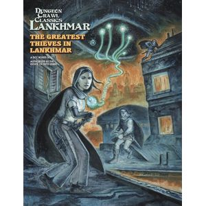 [Dungeon Crawl Classics: The Greatest Thieves In Lankhmar (Product Image)]