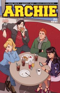 [Archie #27 (Cover A Mok) (Product Image)]