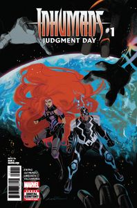 [Inhumans: Judgement Day #1 (Legacy) (Signed Edition) (Product Image)]