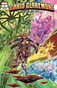 [Chris Claremont Anniversary Special #1 (Nauck Variant) (Product Image)]