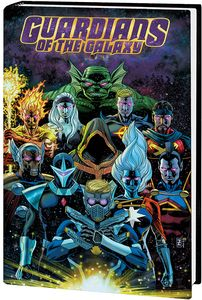 [Guardians Of The Galaxy: By Donny Cates (Hardcover) (Product Image)]