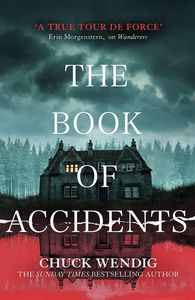 [The Book Of Accidents (Signed Hardcover) (Product Image)]