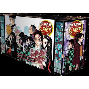 [Demon Slayer: Kimetsu No Yaiba: Volume 1-23 (Complete Box Set) (Product Image)]