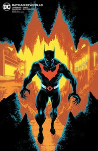[Batman Beyond #43 (Francis Manapul Variant Edition) (Product Image)]