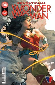 [Sensational Wonder Woman #1 (Cover A Yasmine Putri) (Product Image)]