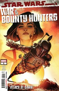 [Star Wars: War Of The Bounty Hunters #5 (Product Image)]